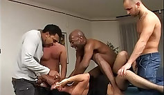 Stores big gay boy sex in group