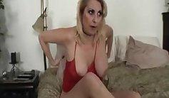 Dirty Tit Mother fucks Step Sons Boyfriend