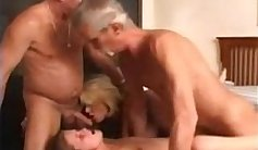 Young Girl Wife First Hard Threesome