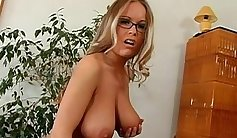 Erotic Banging Angela Michelle Melons Huge Cocks