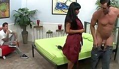 Cuckold Archive guy spermriding wife