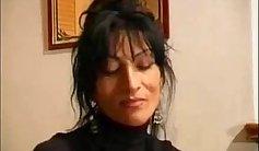 AllIca sexy fucked Italian mature enjoying hard sex