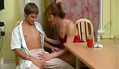 Young & Try A Russian Sperm Use - BrazilianMassage