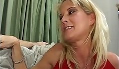 Mature mommy get pounded