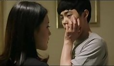 Hot Korean mom Jo getting fucked by young stud