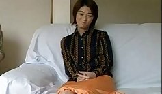 Bosomy Japanese gal with big butts Erena lets him spoil her beauty
