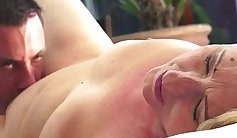 All natural Andorega fucks for some nice tit and pussy licking
