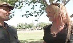 Blonde Milf Sex Tape Taking Some Cuckold Dick