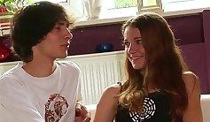 Tube porno HD videos starring real 18-year-old teen sluts