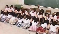 Wicked Schoolgirl Orgy