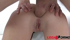 Tight Soul Sucker anal pounded and fucked katuros pussy