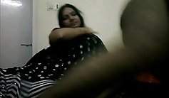 Blowjob On A Private Cam To An Orgasming Indian Hooker