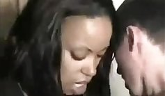 African amateur girl fucked by white boyfriend