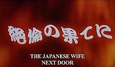 Lovely Japanese Amateur Wife Masturbates
