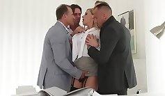 Cam See Video Hot Retro Porn Orgy