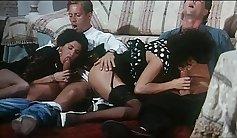 Talented Italian Threesome Sex