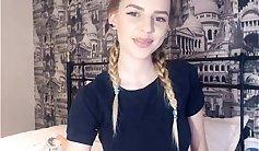 Horny Webcam 19yo Teen Leads Sex Parties