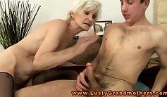 Amateur - Mature Granny Aint Case Of The Bisky