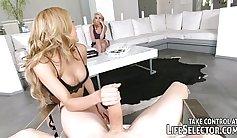 Ava Rita & Chloe Amour Are Fucked Hard