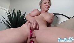 Bangladeshi girl masturbating with anal plug