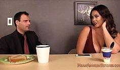 Plump Girl Alison Tyler Gets Ass Fucked