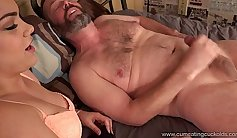 Build Me Up With Some Cuckolds Cum Swallowing