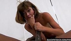Brunette GILF Having Fun Sex