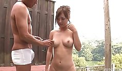 LAlex likes fingering her soft pussy
