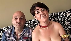AMATEUR chick loves to get her twat shagged