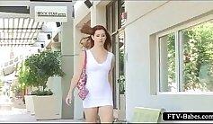 Teen Pussy Upskirt
